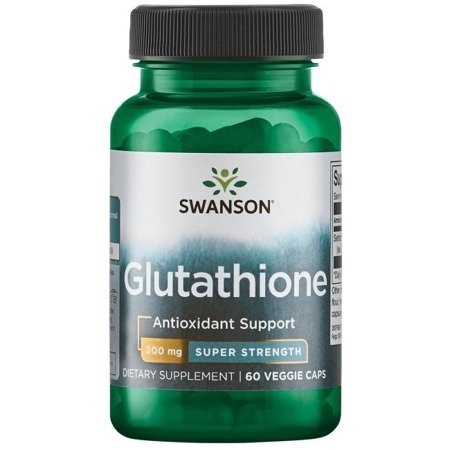 L-Glutation 200mg 60 vcaps - suplement diety