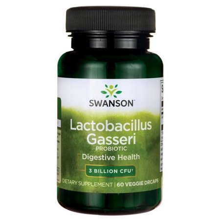 Lactobacillus Gasseri 60 kaps - suplement diety