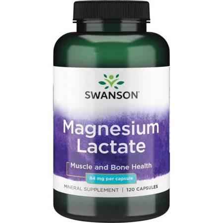 Mleczan magnezu - suplement diety